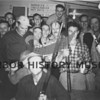 Gig Harbor business, other, Peninsula Light Co. retirement party for Gladstone Murray 1953