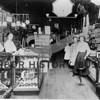 Source:  Snowden<br /> Lynden, WA.  Interior of Jamison's Store-1912