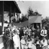 Memorial gathering for Herman Uddenberg 1918
