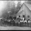 Rainier Logging Dining Hall