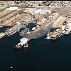 #004<br /> Aerial view of Puget Sound Naval shipyard.