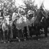Walla Walla Indians before  1912.  From Diane Fogle.