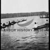 Canoe races- Union City, WA.  From Verna Wheeler.