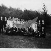 Source:  Ida Berntsen  (Monzingo?)     <br /> Date:  1931     <br /> Peninsula Singers - Organized by Dr Monzingo.  1st year.