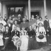 Miles and Maritta Hunt Family Reunion Photo
