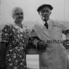 "Esther and Richard Uhlman.  He was a storekeeper who first ran the ""Butcher Boat"" from Tacoma to local residents along the water.  It carried a few grocery items with the meat.  Later he opened a store at Berg's Landing.  Source:  George Uhlman"
