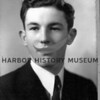 Source:  Goodman Collection     <br /> Date:  June 1938     <br /> Gordon Secor - graduated from Union High School, Class of 1938.<br /> Son of Mary and Hubert Secor.