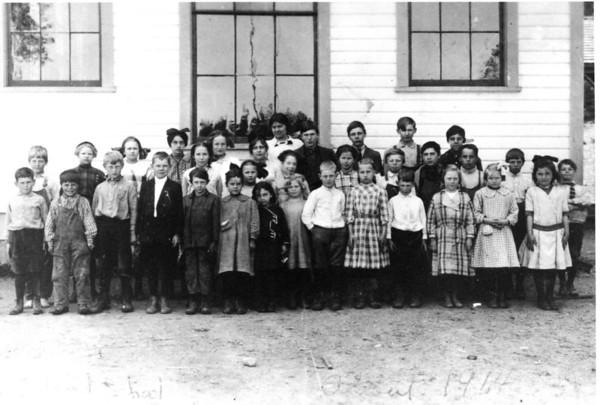 School: Fox Island