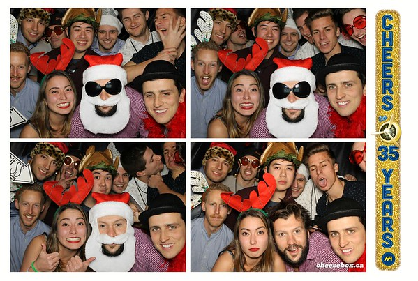 Harbour Air 35th Anniversary & Xmas Party