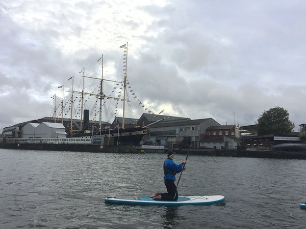 Harbourside Adventure 7th October (11:00) (Bee and Martyn)