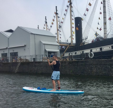 Harbourside Adventure Saturday 26 May 2018 2.00pm (Nick)