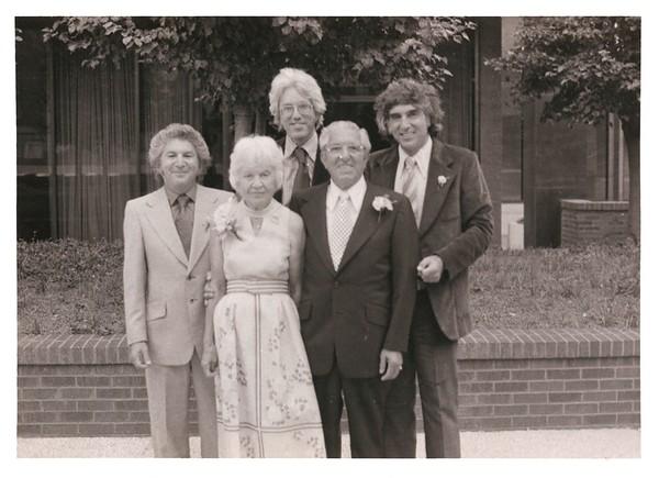 Granowsky family, 1971?