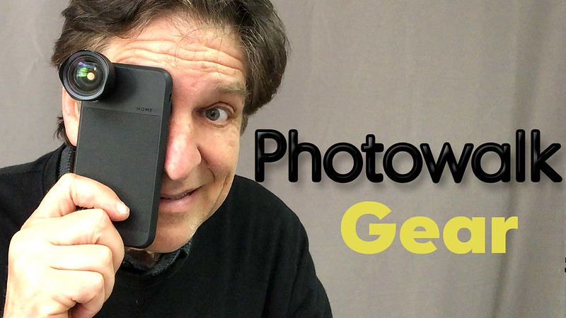 Photowalk: Mobile gear for travel photography