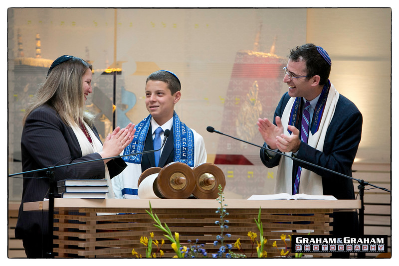 Magic Bar Mitzvah Moment
