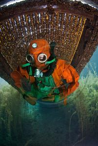 Russian Submarine Escape Suit