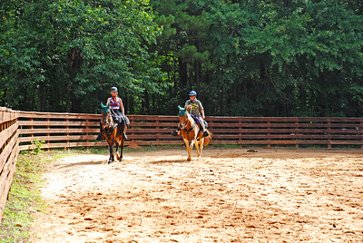Horseback Riding Ring
