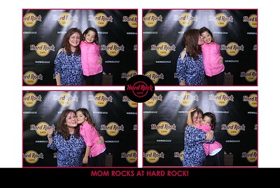 Hard Rock Cafe (Fusion Photo Booth)