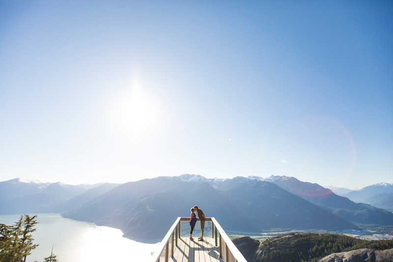 Maternity Images, Sea to Sky Gondola Backcountry, Squamish, B.C. Canada.