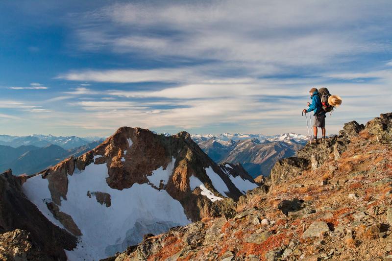 Alpine Backpacking