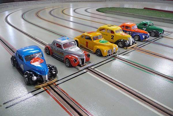 Jalopy race