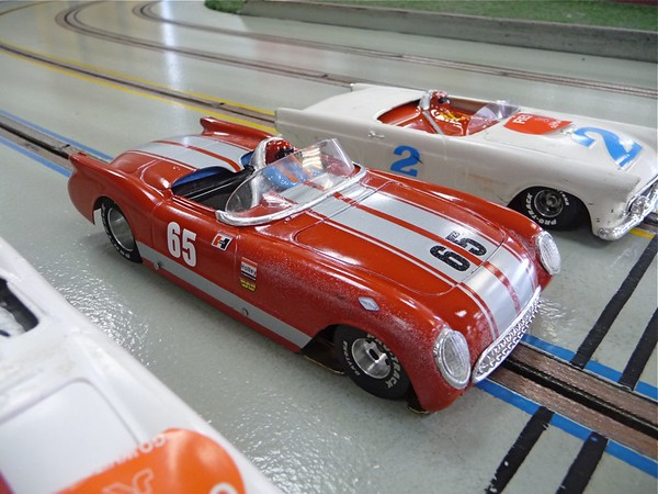 3 C's convertible class: Craig Gilbert's 1953 Corvette