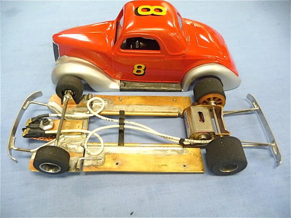 Bryan Warmack '36 Ford Jalopy
