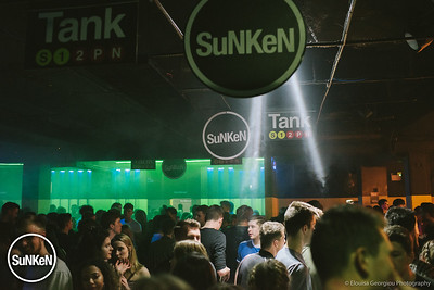 Another top notch Sunken Monday at Tank. If you couldn't make it, or your memory is a little hazy you can catch a 90 minute long live stream on our page. £1 tickets for next week organisedchaosevents.co.uk/events/sunken   Photography by www.facebook.com/elouisageorgiouphotography