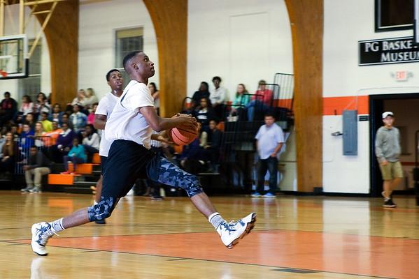 Hargrave Basketball