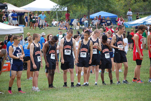 Cross Country at Knights Crossing Invitational