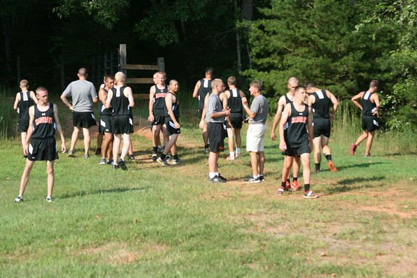 Cross Country hosts Carlisle
