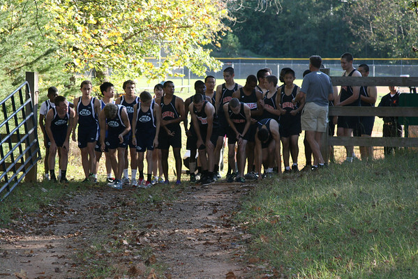Varsity Cross Country vs. Carlisle