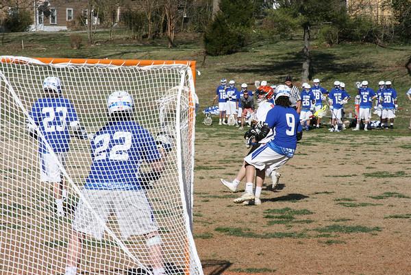 Varsity Lacrosse vs. Blue Ridge