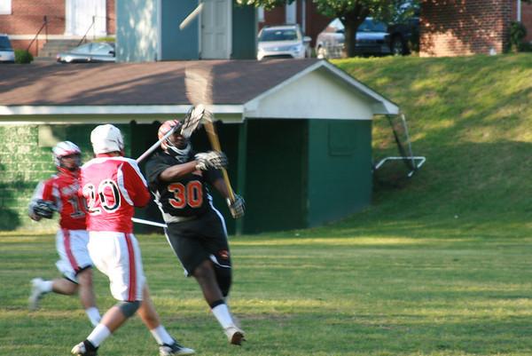 Varsity Lacrosse vs. East Roanoke Lacrosse