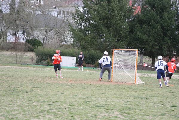 Varsity Lacrosse vs. LCA