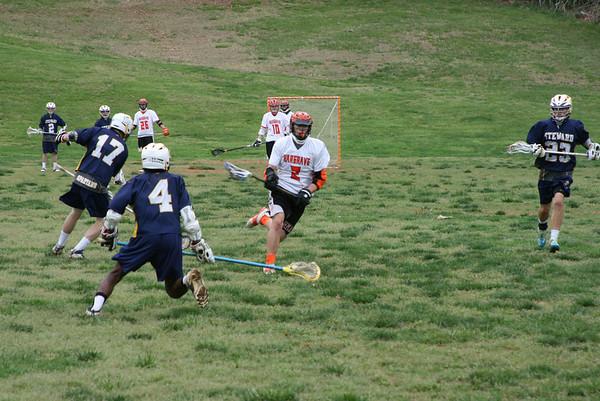 Varsity Lacrosse vs. Steward School