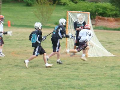 Varsity Lacrosse vs. the Miller School