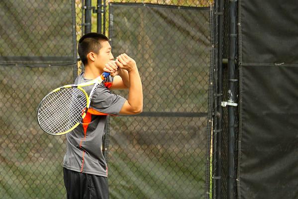 Varsity Tennis v Miller School