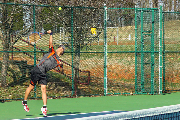 Varsity Tennis v Virginia Episcopal