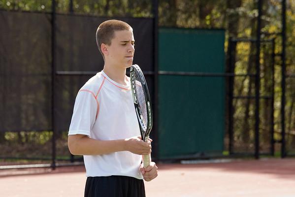 Tennis v NCS