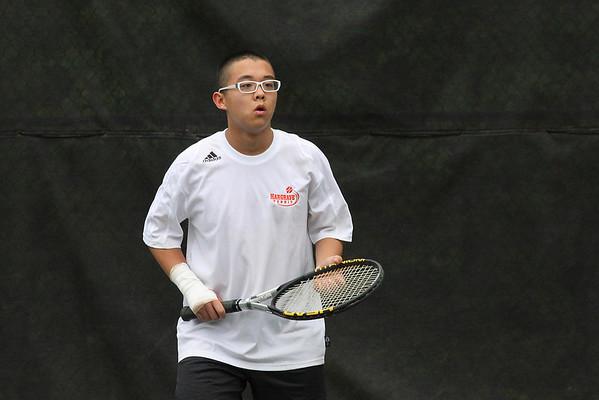 Varsity Tennis v Appomattox 2012