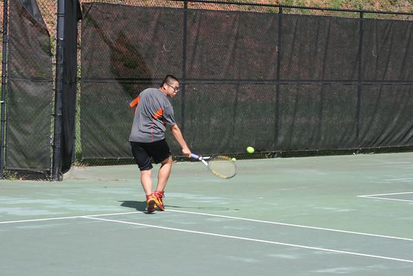 Varsity Tennis vs. EMHS
