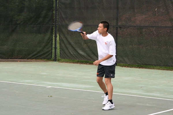 Varsity Tennis vs. Miller School