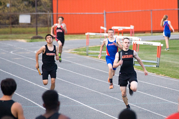 Hargrave Track