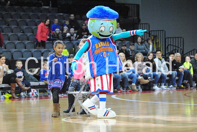 Harlem Globetrotters in the Quad-Cities — Jan. 7, 2016