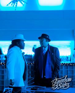 "Bourbon + B Sides ""Harlem Nights"" NYE"