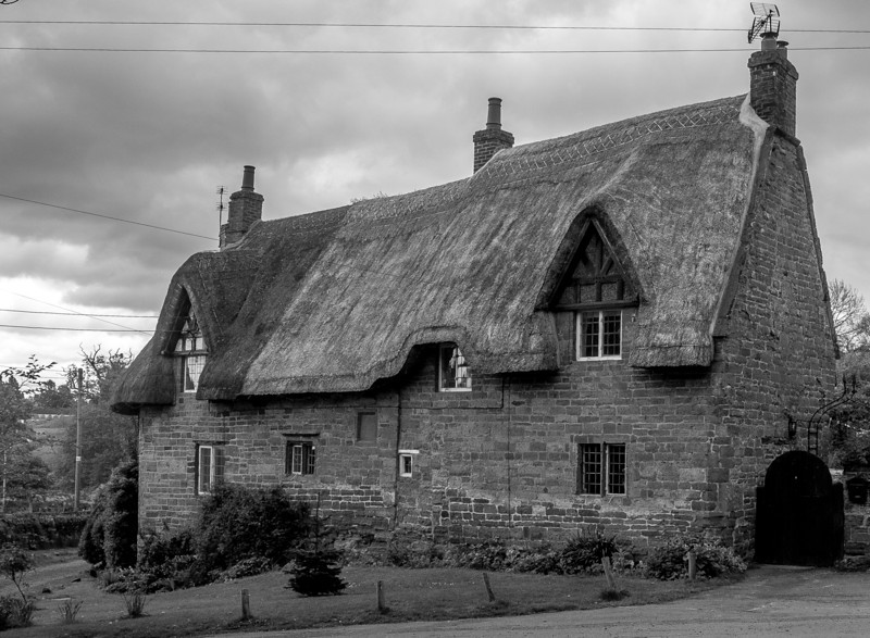 Cottage, Church Lane, Lower Harlestone, Northamptonshire_
