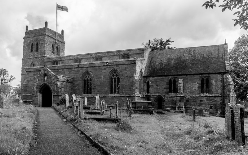 Saint Andrew's Church, Harlestone, Northamptonshire_