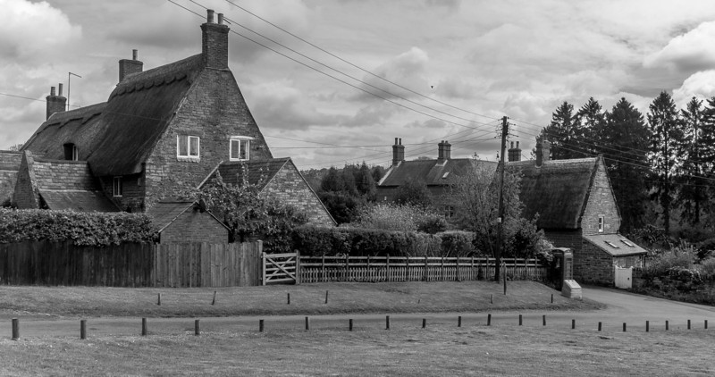 General View, Upper Harlestone, Northamptonshire_