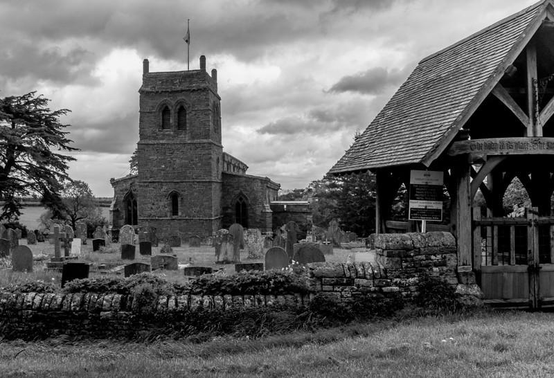 Saint Andrew's Churchyard, Harlestone, Northamptonshire_