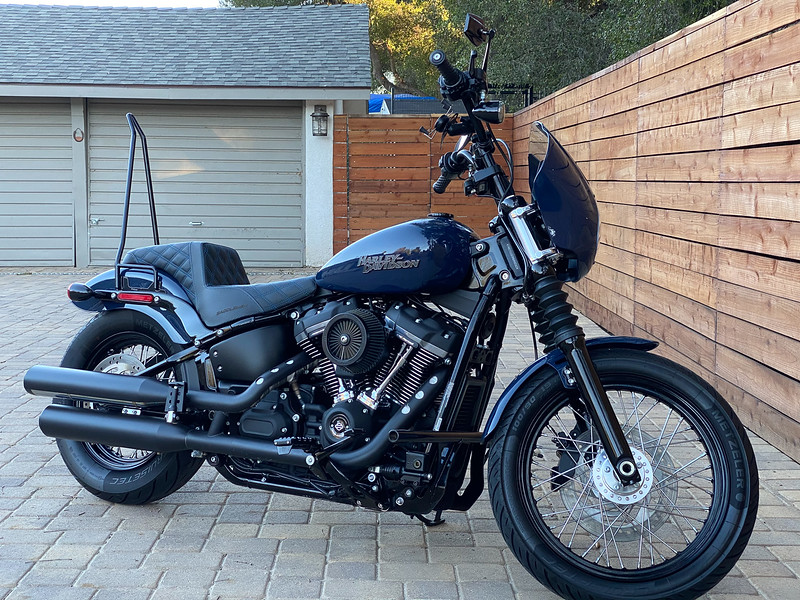 Harley-Davidson Dyna Custom -  (14)